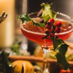 Christmas Gin Cocktails